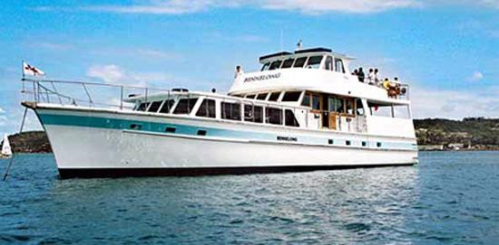 harbour cruise sydney harbour
