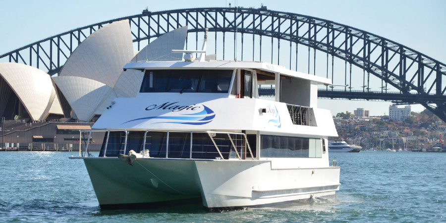 New Years Eve Cruise Sydney Harbour