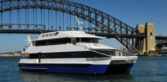 sydney harbour cruises, boat hire sydney