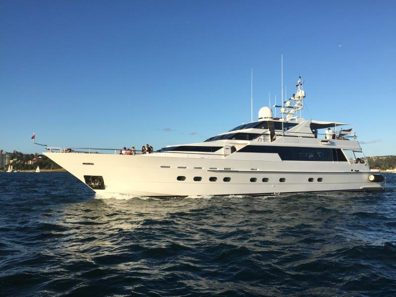 oscar 2 sydney harbour cruises