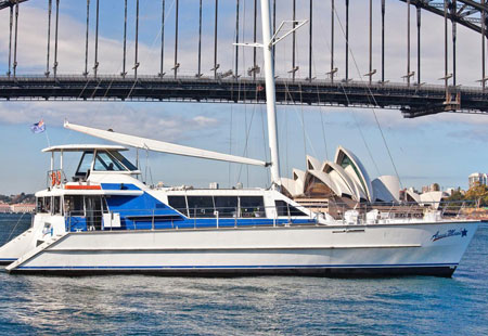 aussie magic sydney harbour cruises