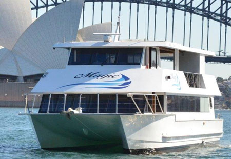 magic sydney harbour cruises