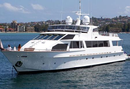 coorrobee sydney harbour cruise