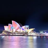 Vivid Cruises Sydney Harbour 2018