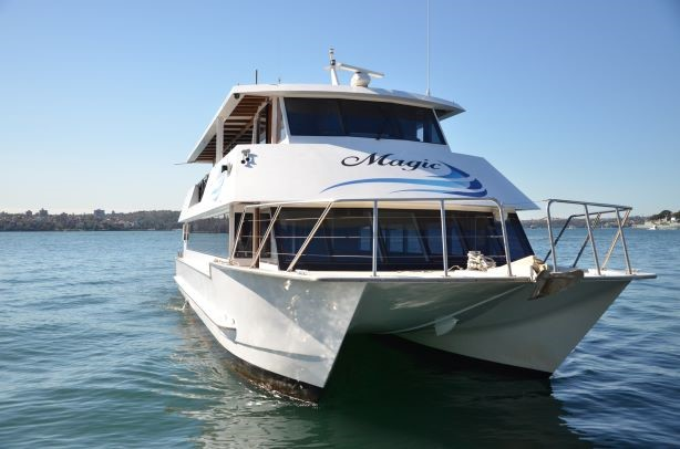 sydney harbour cruises, boat cruises sydney harbour