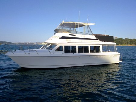 Sydney Harbour Cruise Ali B Boat Hire Sydney