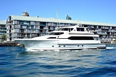 aqa sydney harbour cruises boat hire sydney