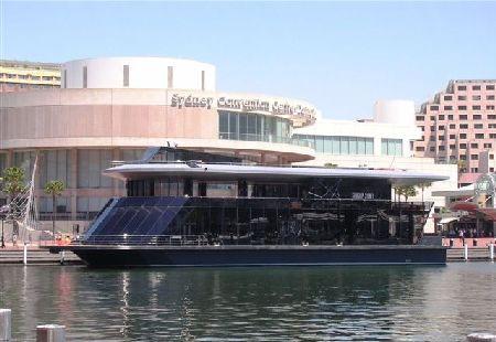 Sydney Harbour Cruises, Boat Hire Sydney Starship