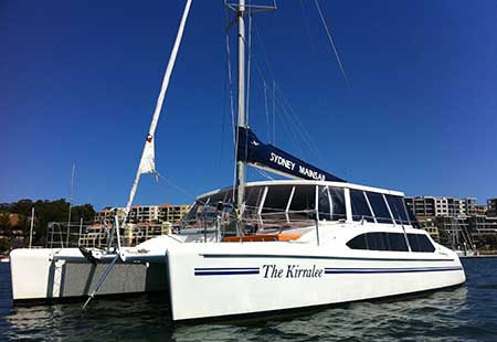 Sydney Harbour Cruise, Boat Hire Sydney Harbour Kirralee