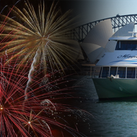New Years Eve Cruise on Magic