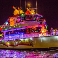 Boat Hire For Sydney New Year's Eve