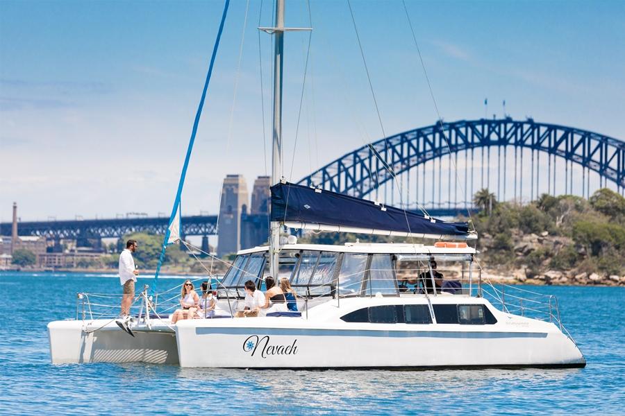 Sydney Harbour Cruises, Boat Hire Sydney Harbour Nevaeh